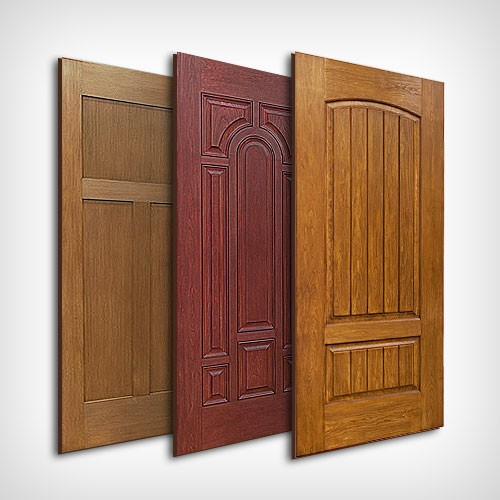 High Quality Exterior Doors Jefferson Door: High-Quality Fiberglass Entry Doors