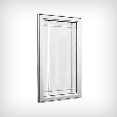 fixed-casement windows